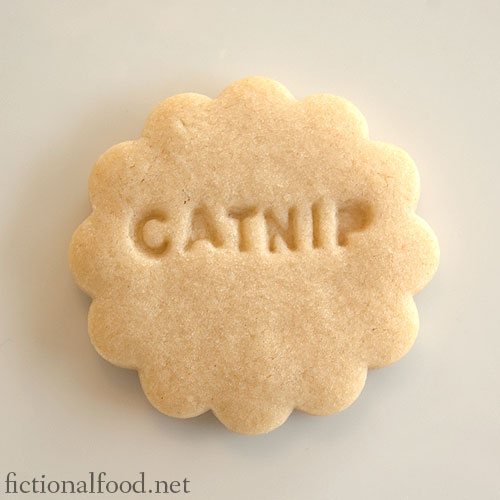 Catnip Cookie