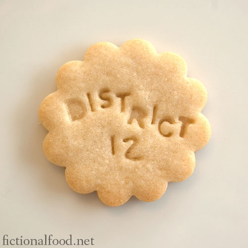 District 12 Cookie