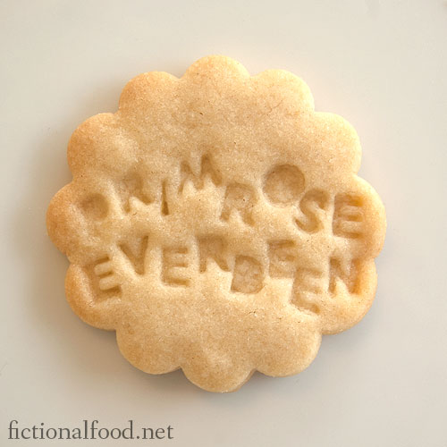 Primrose Everdeen Cookie