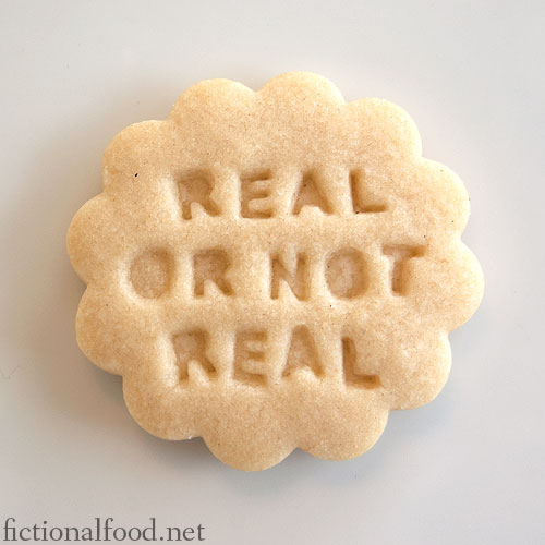 Real or Not Real Cookie