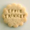 Effie Trinket Cookie