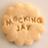 Mockingjay Cookie