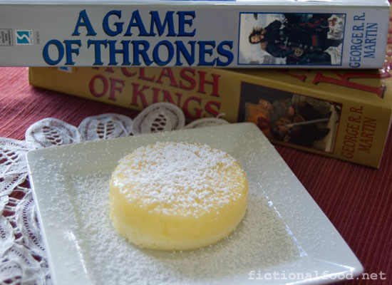 Game of Thrones Lemon Cake