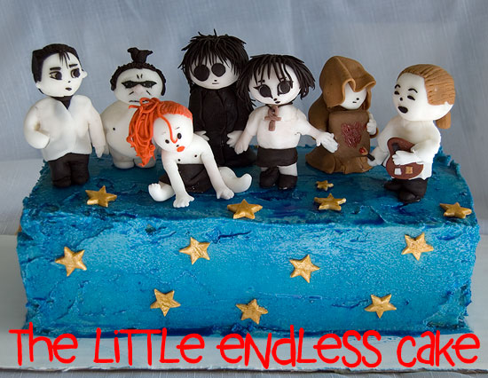 The Little Endless Cake