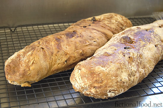 Peeta's Bread - Walnut and Raisin