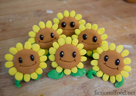 Plants vs Zombies Sunflowers
