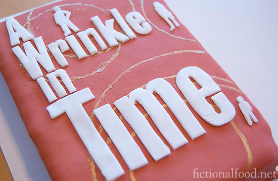 A Wrinkle in Time Cake