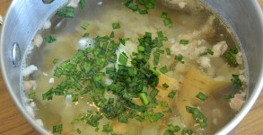Groosling Soup
