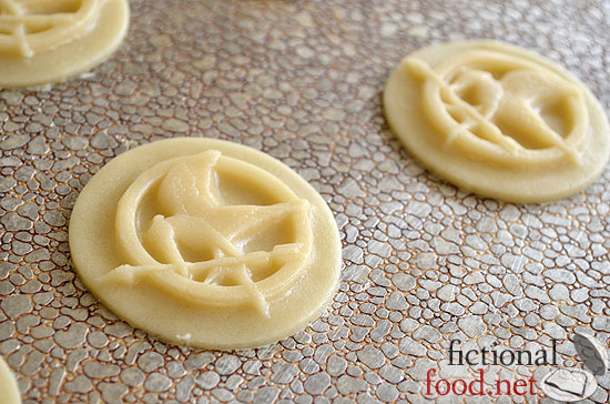 Mockingjay Cookies