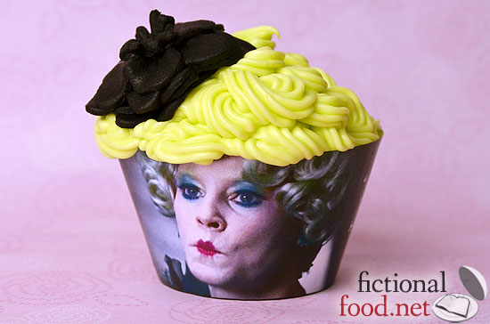 Green Effie Cupcake 1