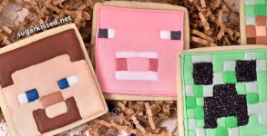 Minecraft-Cookies
