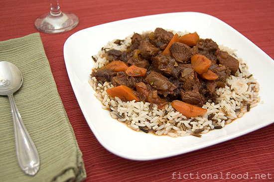 Lamb Stew with Dried Plums FAIL