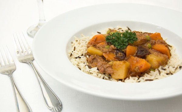 Lamb Stew with Dried Plums (Take 2)