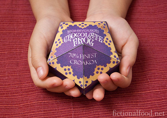 Harry Potter - Honeydukes Chocolate Frog