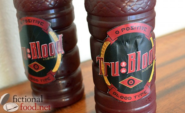 Homemade Tru Blood