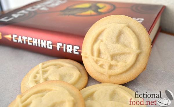 Mockingjay Cookies