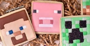 Minecraft-Cookies