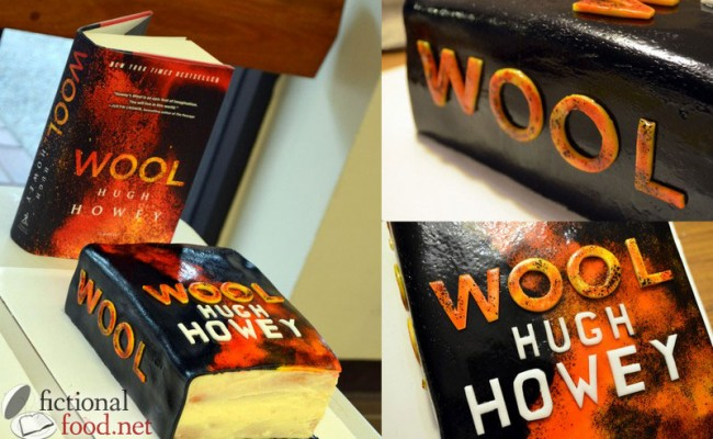 Edible Book 2013: This is Wool Cake
